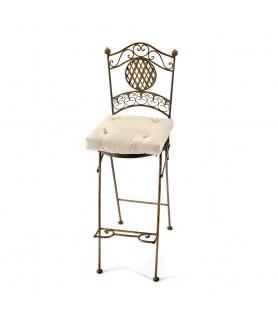 Coussin de chaise en coton bio