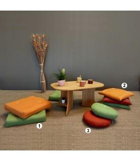 Coussin de sol ou d'assise