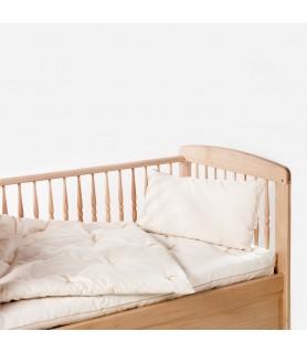 Matelas bébé coton bio