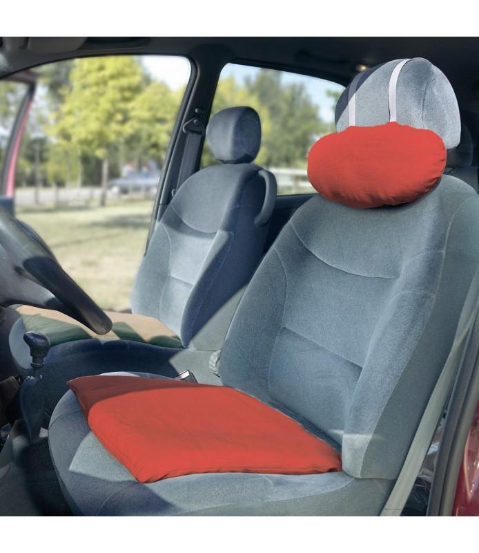 Coussin siège auto et appuie-tête