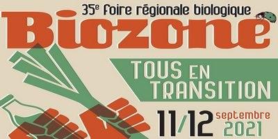 Retrouvez Futaine à la Foire Biozone les 11 et 12 septembre